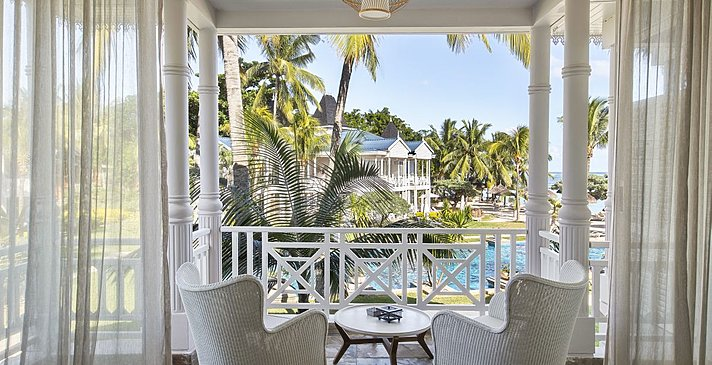 Sea View Suite - Heritage Le Telfair Golf & Wellness Resort