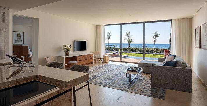 Seafront Bungalow 1 Bedroom mit Pool - Amara