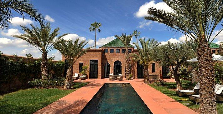 Selman Marrakech - 1 Bedroom Riad