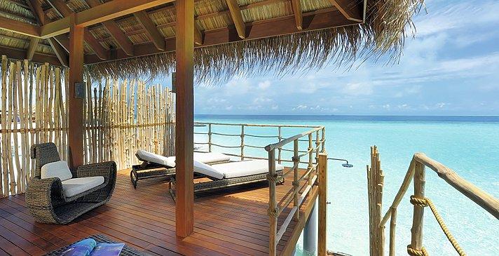 Senior Water Villa - Constance Moofushi Maldives