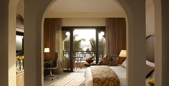 (Horizon Club) Deluxe Room - Shangri-La Hotel, Qaryat Al Beri