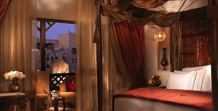 Deluxe Resort Room - Sharq Village & Spa, A Ritz-Carlton Hotel