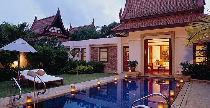 Signature Pool Villa - Banyan Tree Phuket