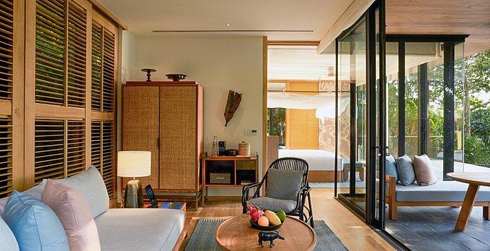 Hideaway Pool Villa Suite - Six Senses Krabey Island