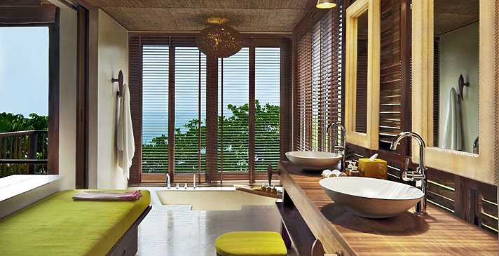 Pool Villa - Badezimmer