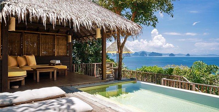 Ocean Pool Villa - Six Senses Yao Noi