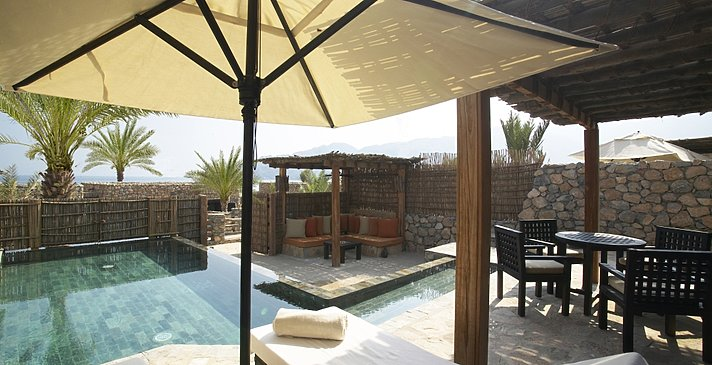 Pool Villa - Six Senses Zighy Bay