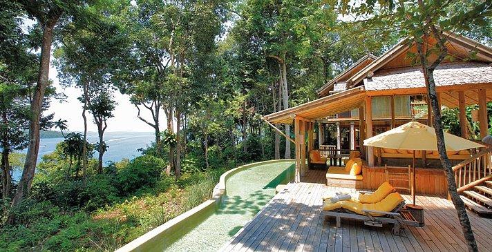Soneva Kiri - Cliff Pool Villa Suite