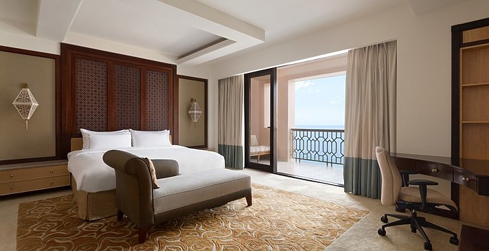Specialty Suite - Shangri-La Al Husn Resort & Spa