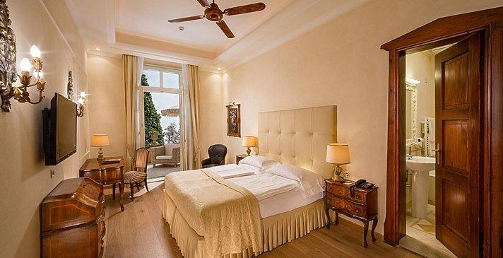 Standard Room Lake Side - Grand Hotel Fasano & Villa Principe