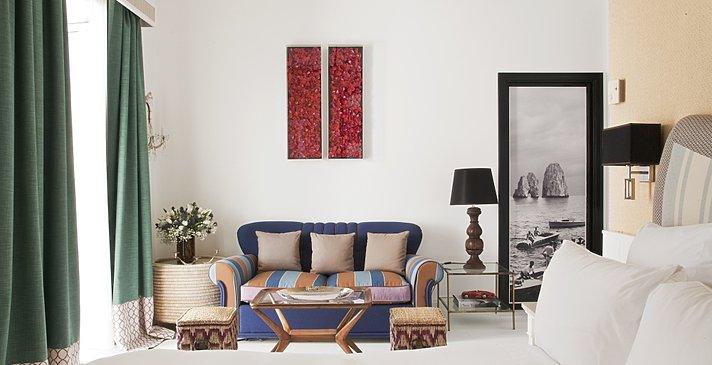 Studio Suite - Capri Tiberio Palace