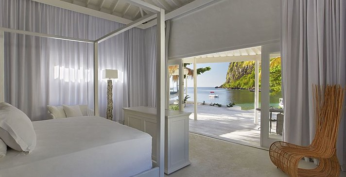 Luxury Beachfront Bungalow - Sugar Beach, A Viceroy Resort