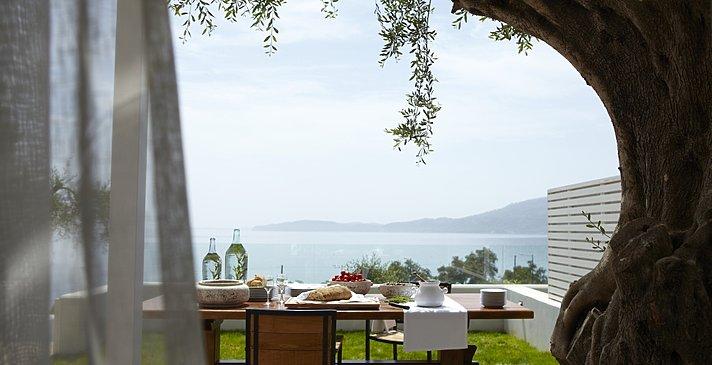 Suite 2 Bedroom Sea View - MarBella Corfu