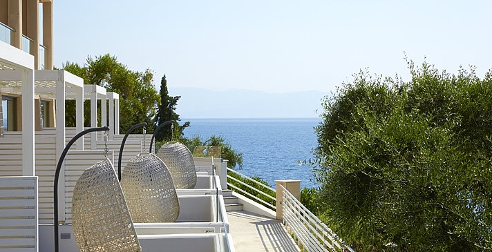 Suite 2 Bedroom Sea View - MarBella Corfu