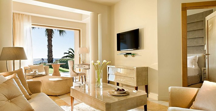 Suite Beach Front / Marina Front - Sani Asterias