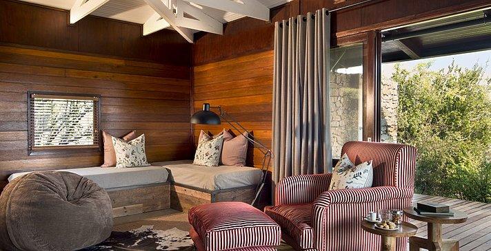 Family Suite - Kwandwe Ecca Lodge