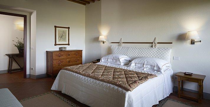 Suite Nebengebäude - Hotel Le Fontanelle