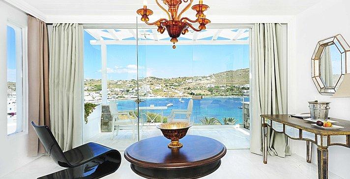 Suite Sea View - Hotel Kivotos