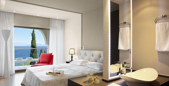 Suite Sea View - MarBella Corfu