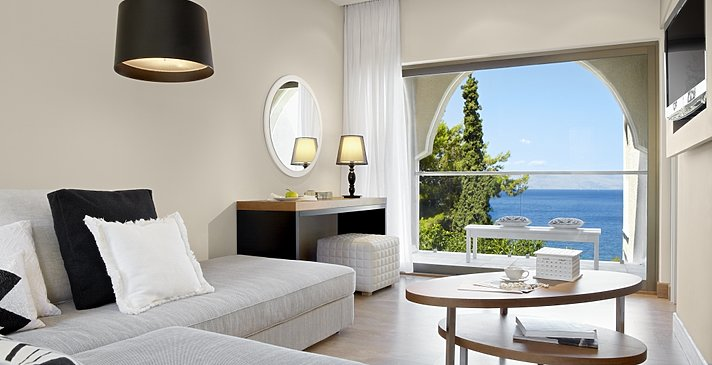Suite Sea View - MarBella Corfu
