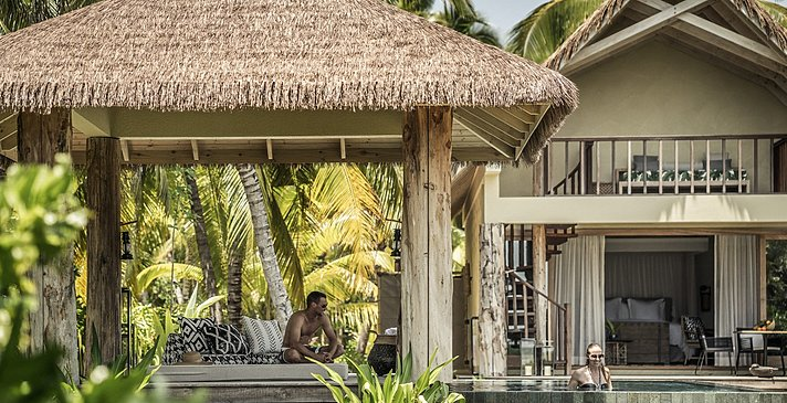 Sunset Beach Villa - Four Seasons Resort Seychelles at Desroches Island