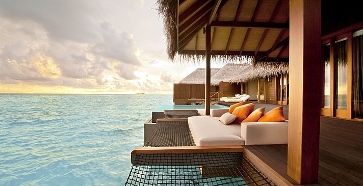Sunset Ocean Suite - AYADA Maldives