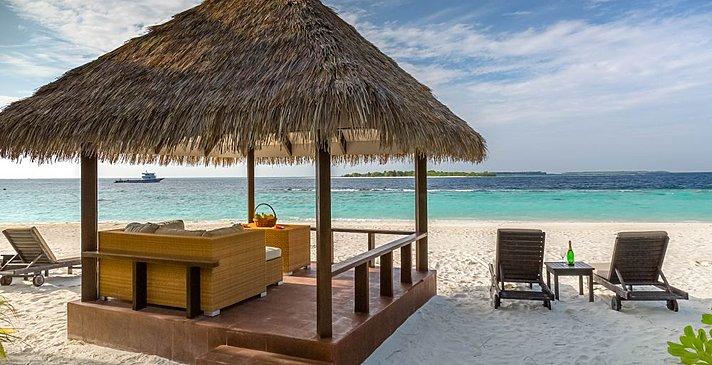 Sunset Prestige Pavillion Beach Villa - Kihaad