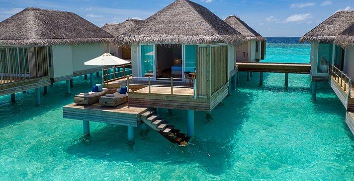 (Sunset) Water Villa - Baglioni Resort Maldives