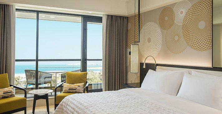 Super Deluxe Sea View - Le Royal Meridien Beach Resort & Spa