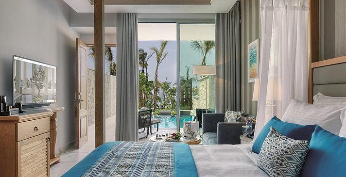 Superior Cabana Private Pool - Amavi
