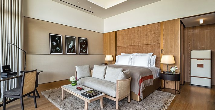 Superior-/Deluxe Beach Room - Bulgari Resort Dubai