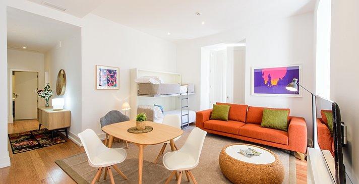 Superior Deluxe Studio - Martinhal Lisbon Chiado Family Suites