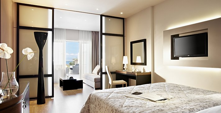 Superior Family Room Sea View - MarBella Corfu
