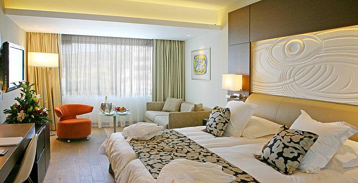 Superior Inland View - Amathus Beach Hotel Limassol
