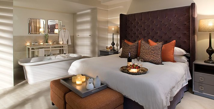 Superior Luxury Suite - Cape Cadogan Boutique Hotel