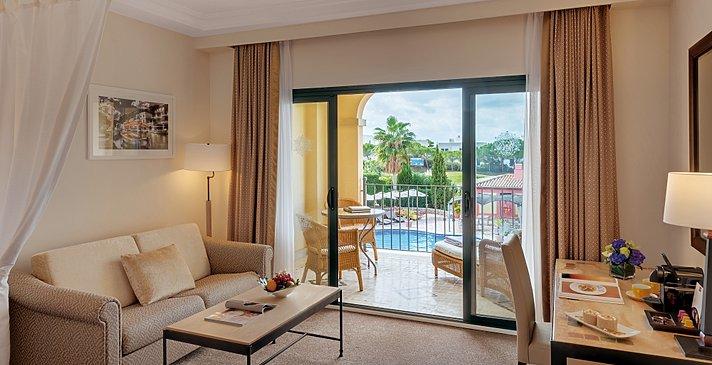 Superior Room Poolside - Steigenberger Hotel & Resort Camp de Mar