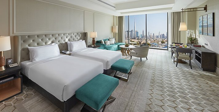 (Club) Superior Room (Twin) - Mandarin Oriental Jumeira, Dubai