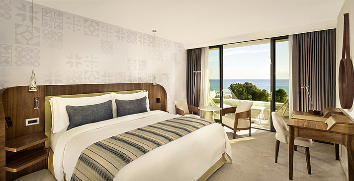 Superior Sea View Chromotherapy - Parklane, a Luxury Collection Resort & Spa