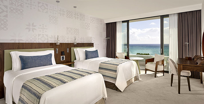 Superior Sea View - Parklane, a Luxury Collection Resort & Spa