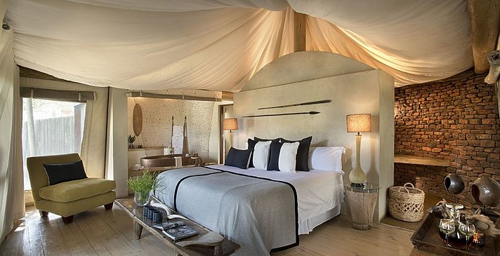 Tented Suite - Marataba Safari Lodge