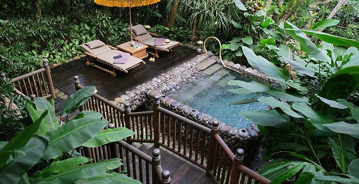 Terrace Retreat - Capella Ubud