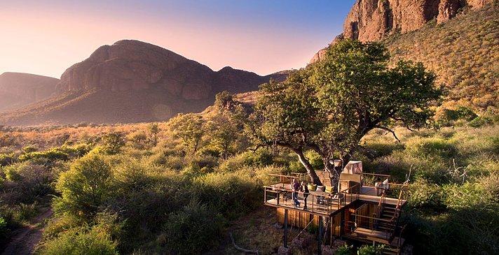 Thabametsi Treehouse - Marataba Mountain Lodge