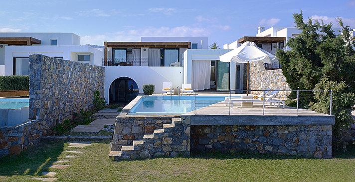Thalassa Villa 3 BR Flisvos - Thalassa Villas & Dream Suites