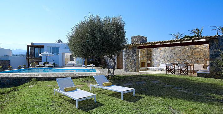 The Anemos House - Thalassa Villas & Dream Suites