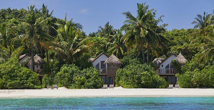 Crusoe Villa - Soneva Fushi