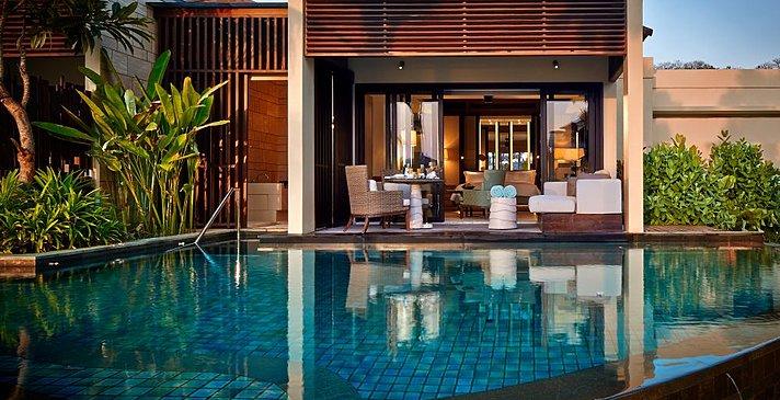 Pavilion Villa with Pool Access - The Ritz-Carlton, Bali
