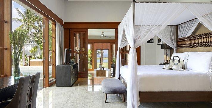 Royal Pavilion Schlafzimmer - The Samaya Seminyak