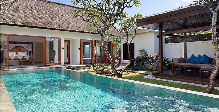 1 BR Royal Courtyard Villa - The Samaya Seminyak