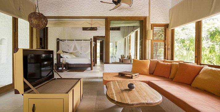 The Soneva Family Villa Suite - Soneva Fushi