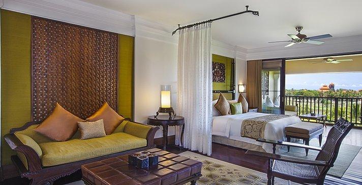 St. Regis Ocean View Suite - The St. Regis Bali Resort